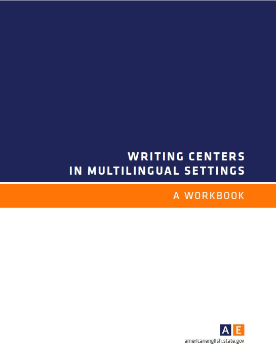 Eve Smith's Books: Image of Writing Centers in Multilingual Settings: A Workbook